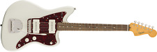 Fender Squier Classic Vibe '60s Jazzmaster Electric Guitar in Olympic White