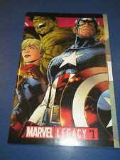 Marvel Legacy #1 Avengers NM Gem