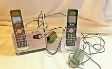 ATT TL92278 Cordless Landline Phone HandSet 2 Bluetooth and Cellular Enabled