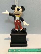 Disney Cast Member Large Mouscar Award Mickey Mouse Figure Mint