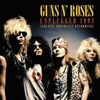 GUNS N' ROSES - UNPLUGGED 1993 '-Vinyl LP-Brand New-Still Sealed-PARA191LP
