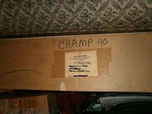 Bud Nosen CHAMP 40 R/C Kit