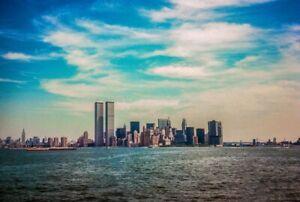 World Trade Center 1976 New York - Trade Centers (unframed) Art Photograph 911
