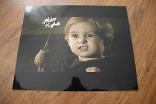 """MIKO HUGHES signed 8x10 inch """"PET SEMATARY"""" Photo InPerson LOOK"""