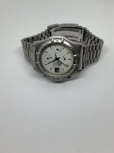 TAG Heuer 2000 Silver Men's Watch  Professional 38 mm Automatic