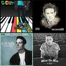 G-eazy - Mixtape CD Collection Must Be Nice The Endless Summer Outsider Big