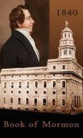 1840 Book of Mormon, Hardcover by Smith, Joseph (TRN), Brand New, Free shippi...