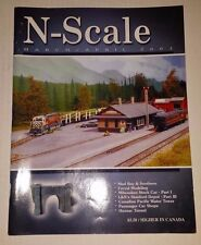 N - Scale Magazine March / April 2001