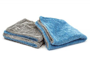 [Dreadnought] Microfiber Car-Drying Towel, Superior Absorbency for Drying Cars,