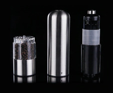 Stainless Steel Electric Salt Pepper Miller