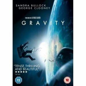 Gravity DVD (Region 2, 2014) FREE POST