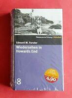Süddeutsche Zeitung Bibliothek: Wiedersehen in Howards End Edward Foster #8 OVP