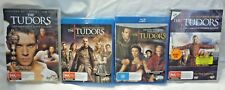 THE TUDORS Complete Series Season 1-4 Blu-ray and DVDs
