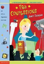 Tru Confessions (Apple Signature Edition) by Tashjian, Janet, Good Book