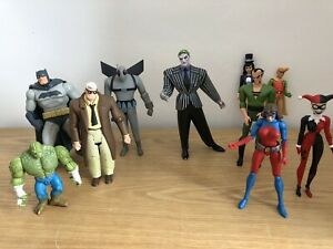 Dc Collectibles Batman The Animated Series 10 Figures In collection
