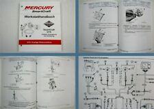 Mercury smartcraft DTS taller de mano libro 14 clavijas motor puerto