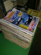 Lotto 104 magazine AUTO OGGI dal 1986 al 1993 Lot Stock Occasione !!!