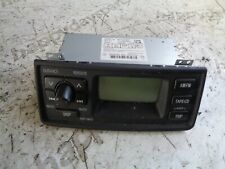 TOYOTA YARIS DASH DISPLAY 861100D040 2002 - 2005