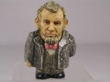 Harmony Kingdom / Ball Pot Bellys / Belly 'Abraham Lincoln' #Pbhal New In Box