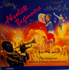 ABSOLUTE BEGINNERS Original Picture Soundtrack 2 LP 33 T 125 141 France 1986