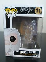 Funko Pop - Invisible Demiguise - Fantastic Beasts - No. 11