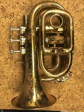 Small pocket Trumpet probably
