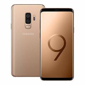Samsung Galaxy S9+ SM-G965 - 64GB - Sunrise Gold (Unlocked)