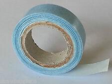 Cinta De Salón Azul de doble cara para la Piel Bricolaje Trama Extensiones de cabello. tiene 3 meses.