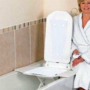 Homecraft Bathmaster Deltis Electric Bath Lift Bathing Aid, Reclining