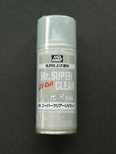 SPRAY Fissativo SUPER CLEAR UV CUT GLOSS - ML 170 mr hobby