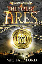 Fire of Ares (Spartan Warrior)-ExLibrary