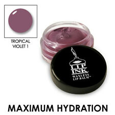 LIP INK Organic Tinted Lip Balm Moisturizer - Tropical Violet - 1