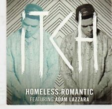 (EJ837) Itch, Homeless Romantic ft Adam Lazzara - 2013 DJ CD