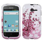 For Huawei Ascend Y H866C HARD Case Snap On Phone Cover Spring Flowers