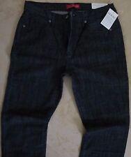 Guess Straight Leg Jeans Mens Size 30 X 32 Regular Straight Leg Dark Rinse Wash