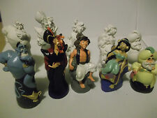 Disney Aladdin Pintura Su Propio figuras JASMINE GENIE Jafar Etc