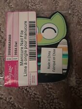 Thirty One Manicure Nail File - owl