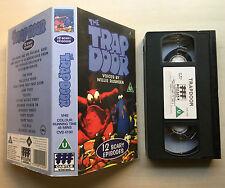 THE TRAP DOOR - VHS VIDEO