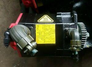 FANUC a8/4000iS  AC SERVO MOTOR A06B-0235-B605