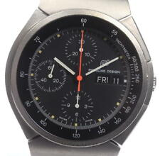 PORSCHE DESIGN Chronograph Day&Date Titanium Automatic Men's watch_404798
