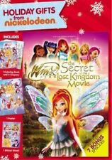 Winx Club Secret of The Lost Kingdom 0032429139856 DVD Region 1