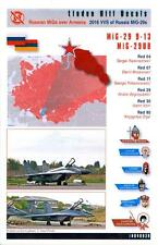 Linden Hill Decals 1/48 RUSSIAN MiGs OVER ARMENIA MIKOYAN MiG-29 9-13 & MIG-29UB