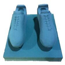 FOOTBALL BOOT3 3D FLORAL FOAM FUNERAL TRIBUTE MEMORIAL OASIS TYPE 4062