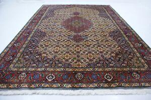 nr C3909 Handgeknüpfter Perser Teppich Original Moud aus Wolle ca 320 x 217 cm