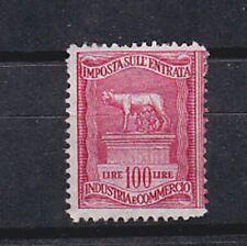 1953 100L revenue stamp,              k24