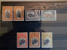 Portugal 1926 1st Independence Issue – partial set.