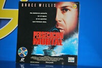 Pelicula en Laser Disc - PERSECUCION MORTAL - Bruce Willis
