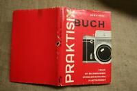 Das Praktisix Buch, Fototechnik, Spiegelreflex, Kameratechnik, DDR 1964