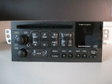 Chevy Delco AM/FM CD radio w/aux input for 95-02 car/truck #16232131