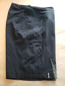 "Pearl Izumi Men's Mountain Cycling Bike Linerless Black Shorts XL 38x12 24"""